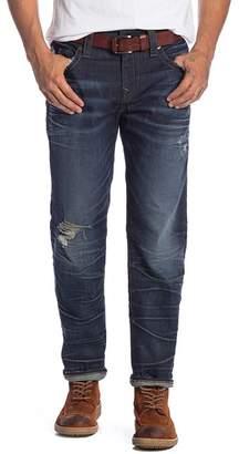True Religion Ricky Relaxed Straight Leg Jeans