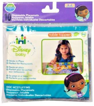 Neat Solutions Eco Table Topper, Disney Doc McStuffins, 10 Ct