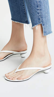 Ballin Alchimia di Vernice Thong Sandals