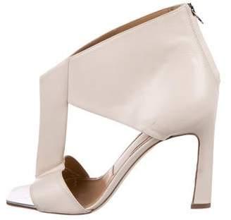 Salvatore Ferragamo Pekaya T-Strap Sandals