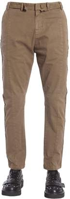 N°21 N.21 Trousers With Decorative Strips