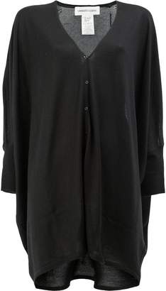 Lamberto Losani long button-up cardigan