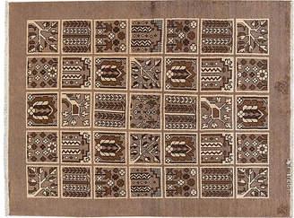 One Kings Lane Vintage Persian Shiraz - 4'8 x 6'5'
