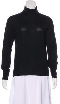 Hermes Wool Turtleneck Top