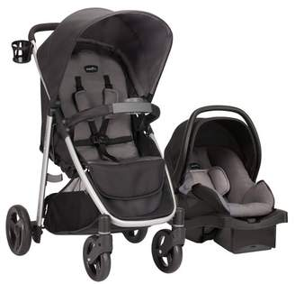 Evenflo® Flipside Travel System Glenbarr Gray $199.99 thestylecure.com