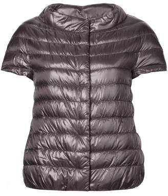 Herno shortsleeved quilted gilet