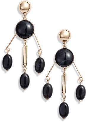 Halogen Mobile Drop Earrings