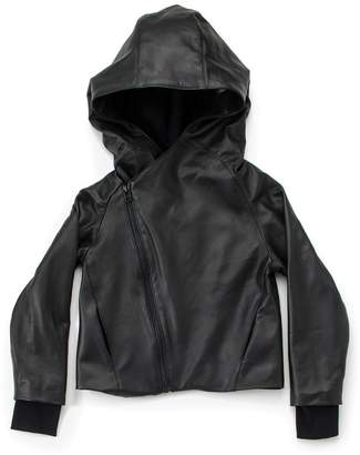 Nununu Kids Leather Jacket