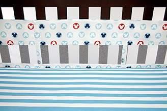 Disney Crib Liner, Mickey by