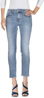 Entre Amis Denim pants - Item 42686747OR