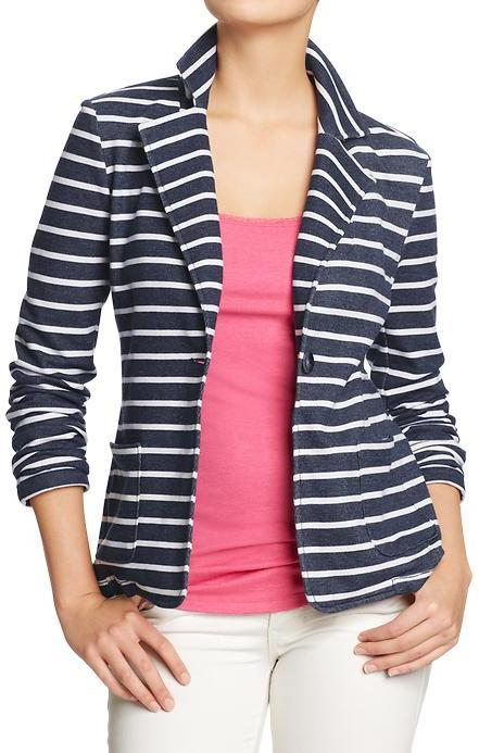 Old Navy Women's Knit Blazers
