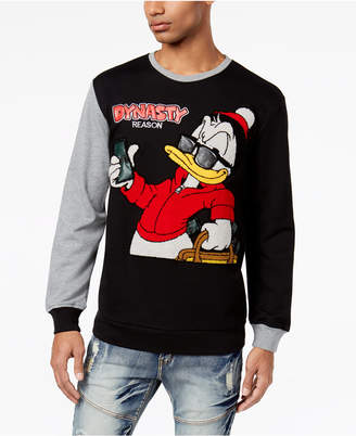 Reason Men's Graphic-Print Sweatshirt