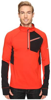 Obermeyer Flight Sport 75Wt Zip Top Men's Clothing