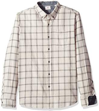 AG Adriano Goldschmied Men's Grady Long Sleeve Button Down Shirt