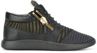 Giuseppe Zanotti Design Runner mid-top sneakers