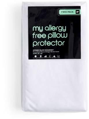 Bloomingdale's Allergy Blocker Pillow Protector, Queen - 100% Exclusive