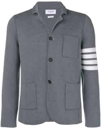 Thom Browne 4-Bar Milano Stitch Sport Coat