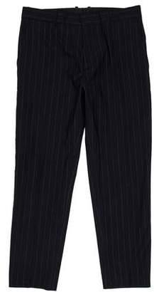 Marni Cropped Pinstripe Pants