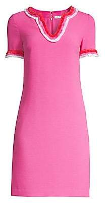 Trina Turk Women's Shangri La Vibrant T-Shirt Dress