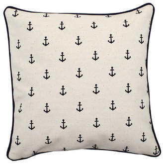 CB Station Anchors Throw Pillow