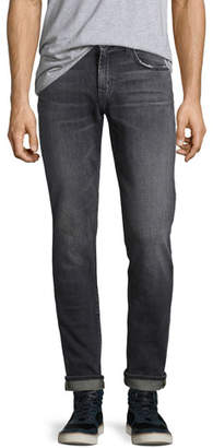 J Brand Men's Tyler Taper-Fit Comfort Stretch Jeans, Medium Gray