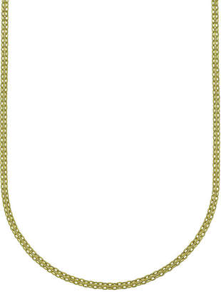 FINE JEWELRY 14K Yellow Gold 22 Light Bismark Chain