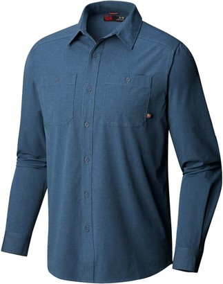 Mountain Hardwear Riveter Twill Long-Sleeve Shirt - Men's