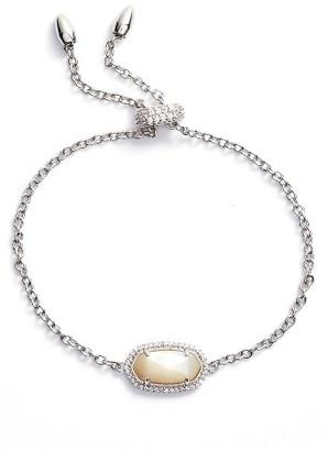 Women's Kendra Scott Elaina Pave Bracelet $80 thestylecure.com