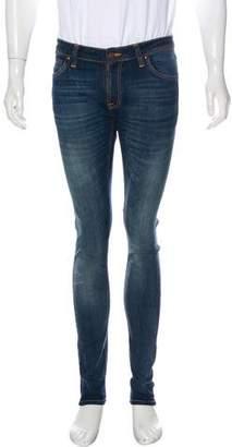 Nudie Jeans Skinny Lin Skinny Jeans