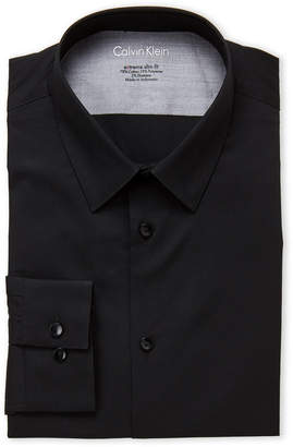 Calvin Klein Black Extreme Slim Fit Dress Shirt