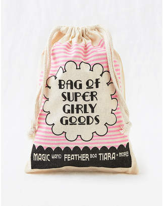 aerie Spitfire Girl Bag of Super Girly Goods