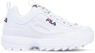 Fila Urban Disruptor Faux Leather Platform Sneakers
