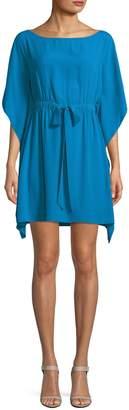 Alice + Olivia Women's Zella Short Kaftan Dress