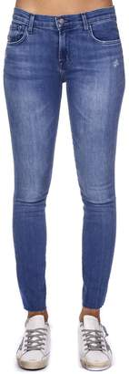 J Brand Cotton Denim Jeans