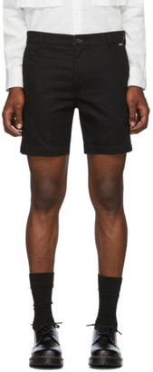 Dickies Construct SSENSE Exclusive Black Straight Slim Shorts