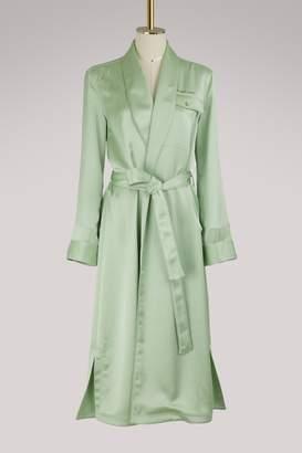 Off-White Off White Long pajama-style jacket