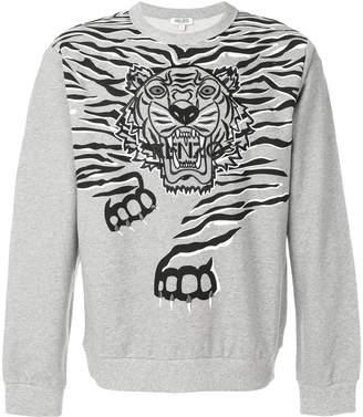 Kenzo Geo Tiger sweatshiirt
