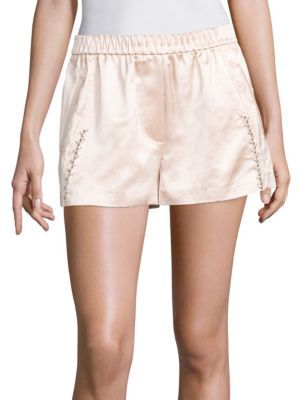 3.1 Phillip Lim3.1 Phillip Lim Western Embellished Shorts