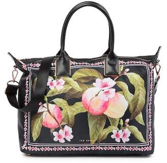 Ted Baker Rubiaa Peach Blossom Tote Bag