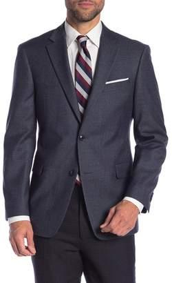 Tommy Hilfiger Plaid Wool Jacket