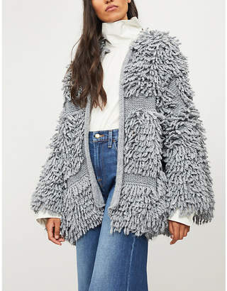 MiH Jeans Jesper knitted cardigan