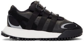 adidas By Alexander Wang by Alexander Wang Black Wangbody Run Sneakers