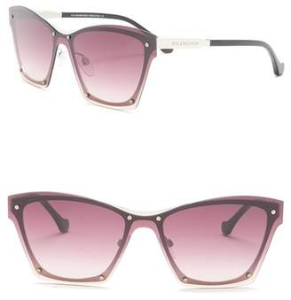 Balenciaga Frameless 00mm Sunglasses