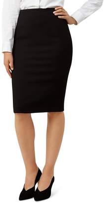 Hobbs London Helena Pique Skirt
