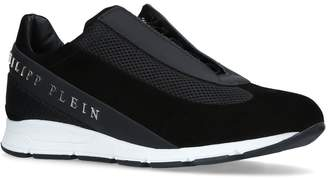 Philipp Plein Panelled The Years Runner Sneakers