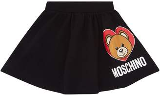 Moschino Teddy Bear Skater Skirt