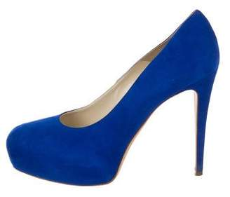 Brian Atwood Round-Toe Pumps
