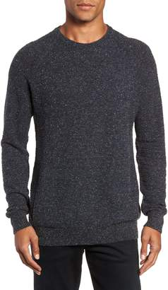 Billy Reid Speckle Stripe Sweater
