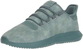 adidas Men's Tubular Shadow Running Shoe raw Green/Chalk White