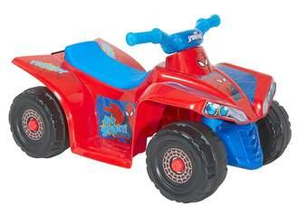 Spiderman Kohl's 6V Little Quad Ride-On